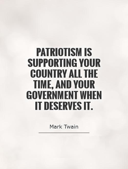 Patriotic Quotes A12