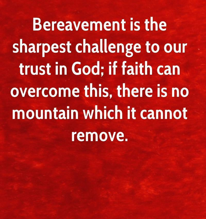 Bereavement Quotes A11