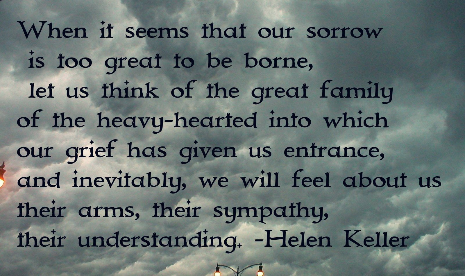 Bereavement Quotes A14