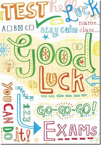 A1 Good Luck