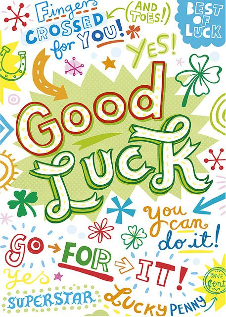 Good Luck Quotes - Good Luck