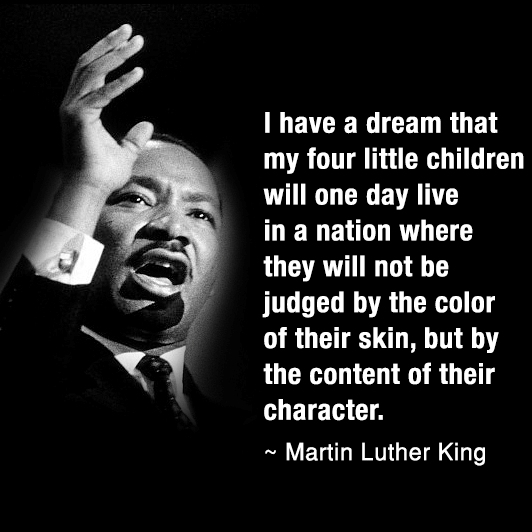 Martin Luther King Jr Quotes I Have A Dream Entrancing Martin Luther King Jr Quotes
