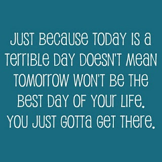 bad day quotes A3