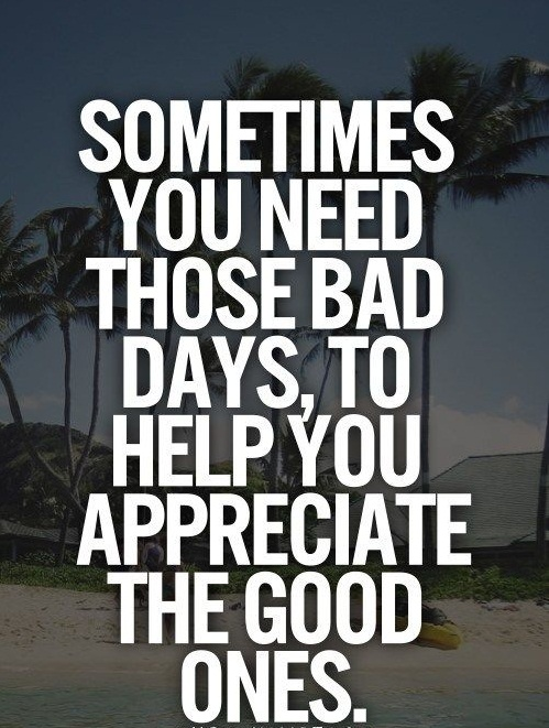 bad day quotes A4
