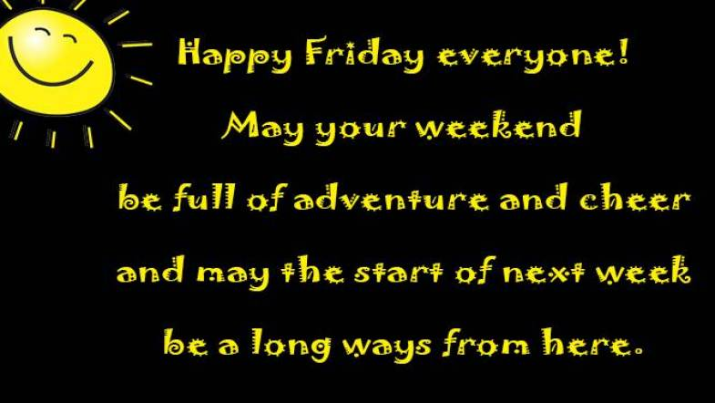 happy friday quotes A12
