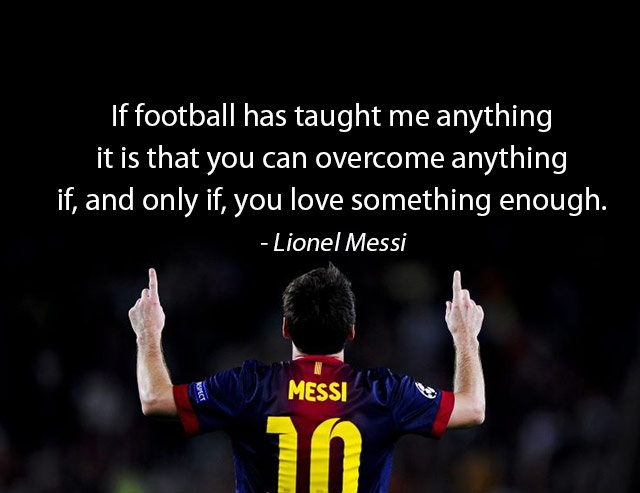 inspirational football quotes A1