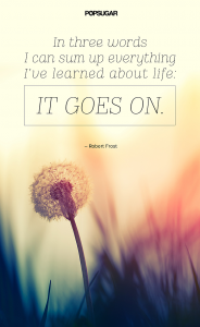life goes on quotes A20