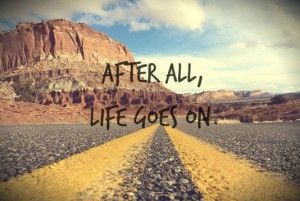 life goes on quotes A9