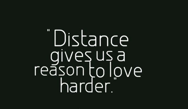 long distance relationship quotes A4