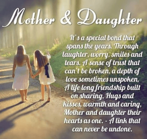 mother and daughter quotes A20