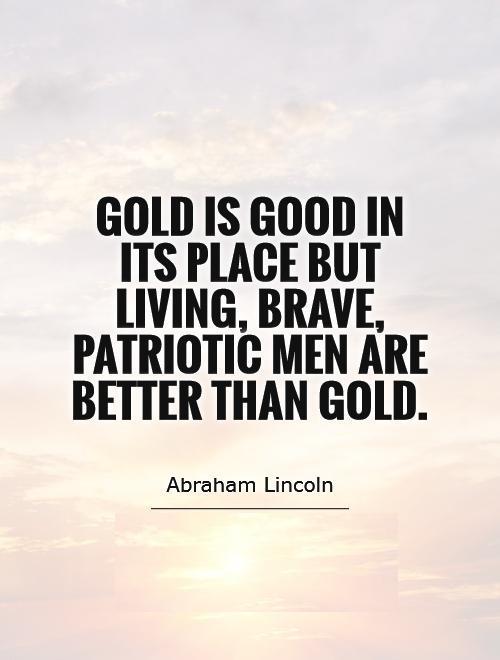 Patriotic Quotes A16