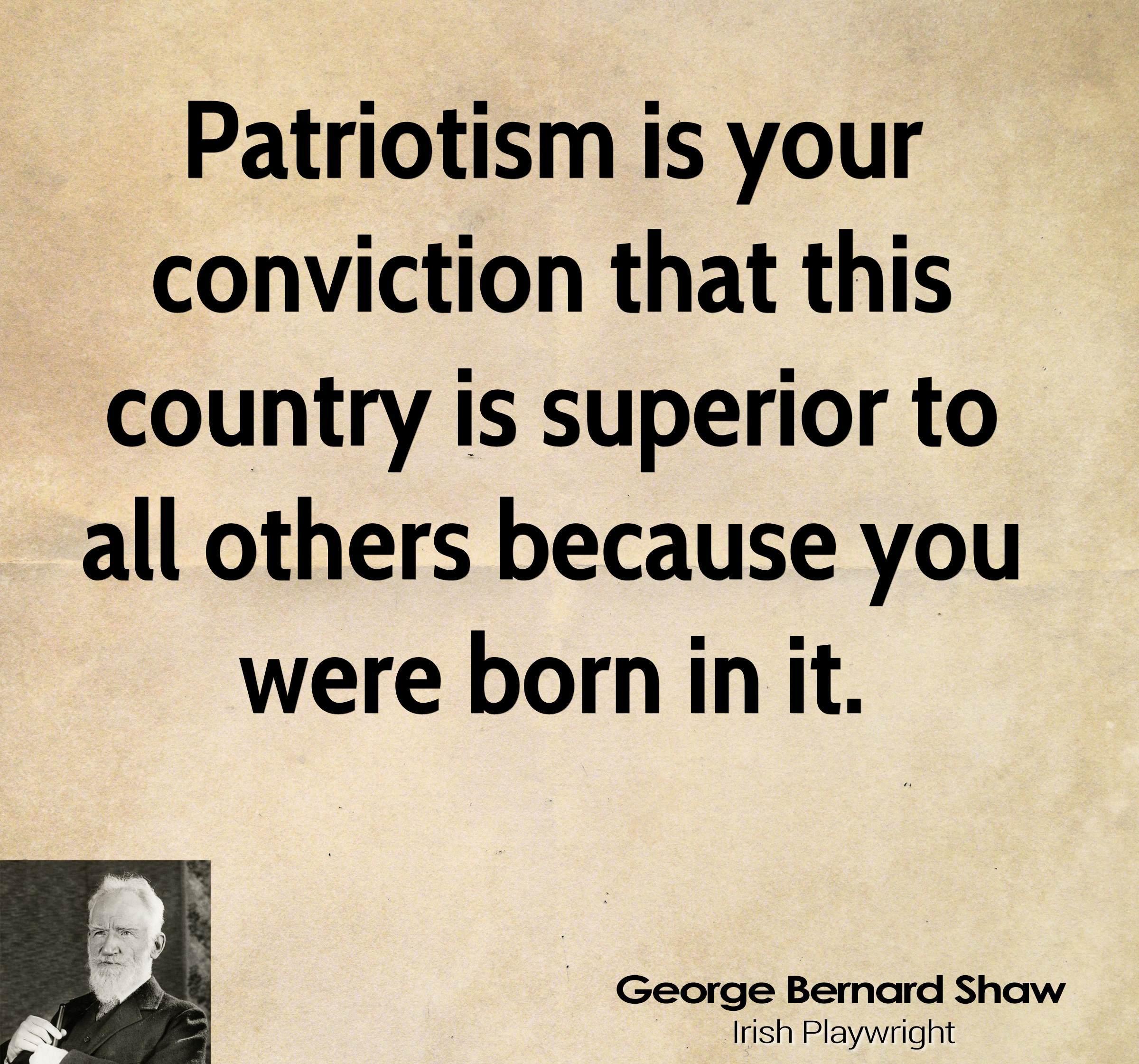 Patriotic Quotes A4
