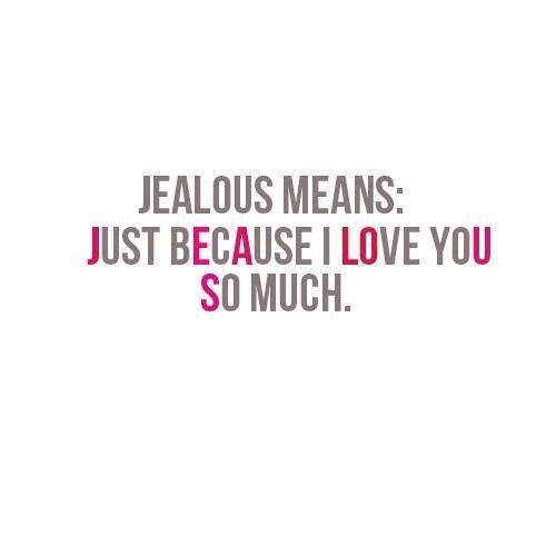 quotes about jealousy A13