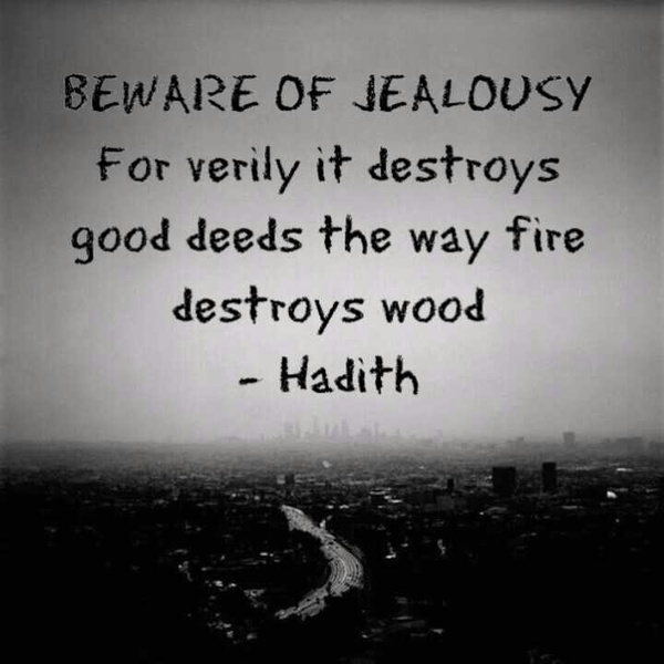 quotes about jealousy A25