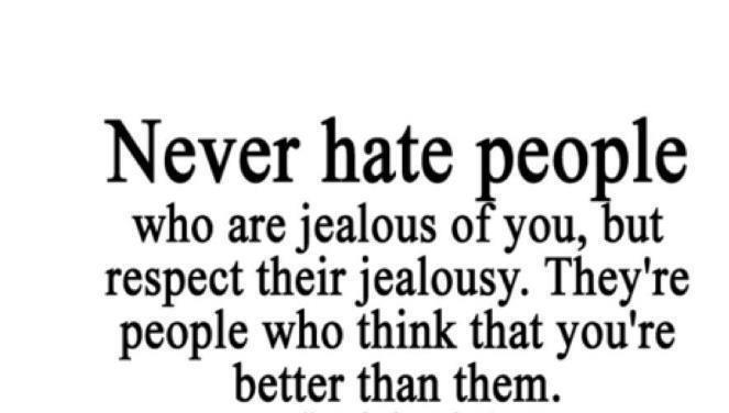quotes about jealousy A3