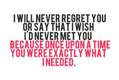 quotes about regret A6