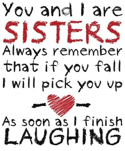 Quotes About Sisters A12