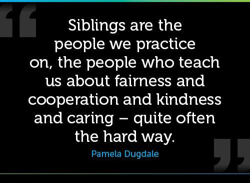 sibling quotes A9